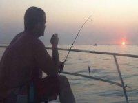 钓鱼用太阳