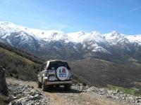 Ruta 4x4 en Cantabria exclusiva para 2, medio día