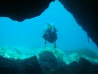 Diving in unique landscapes