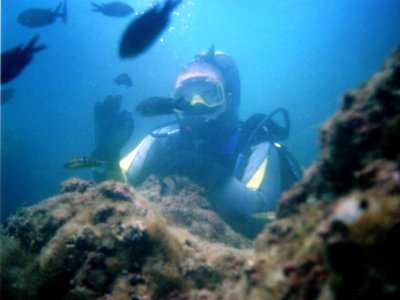 4h Initiatory Diving Course in Alcudia