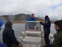Practicas de navegacion en el centro peninsular