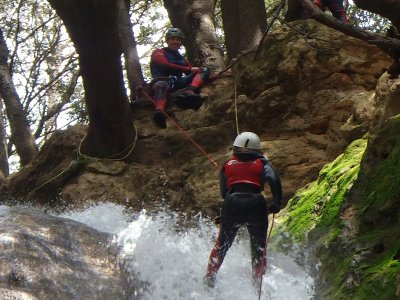 Canyoning in Mallorca for stag/hen party