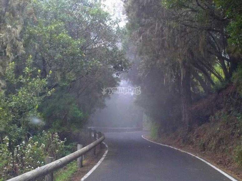 Enduro in Santa Cruz de Tenerife
