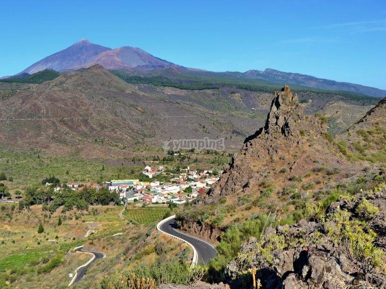 Enduro en Tenerife