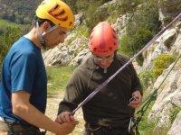 Técnicas de escalada en Cantabria