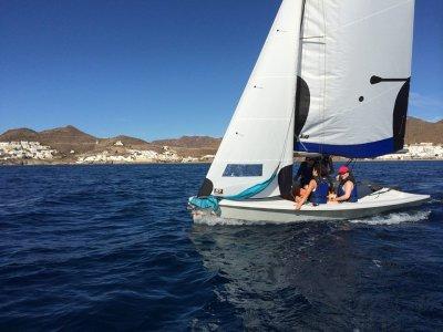 Curso de Vela Intensivo Cabo de Gata en pareja