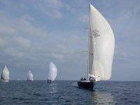 导航内斯海岸航行帆船航行