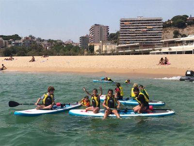 Club Náutico D'Arenys Paddle Surf