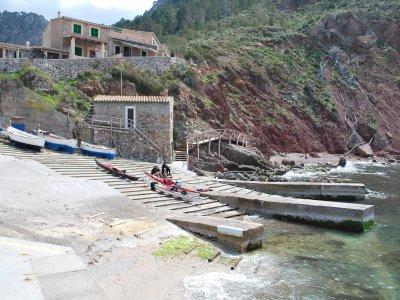 Ruta en kayak y snorkel en el norte de Mallorca 4h