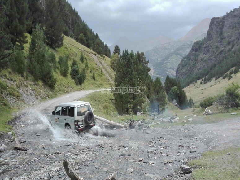 4x4 en Andorra