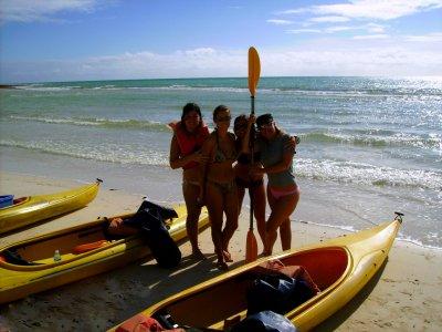 Aventura al este de Mallorca en kayak + snorkel 4h