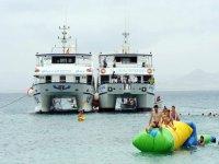 Excursión en catamarán Isla de La Graciosa Adultos