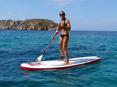 Excursión en Paddle Surf y snorkel en Santa Ponsa