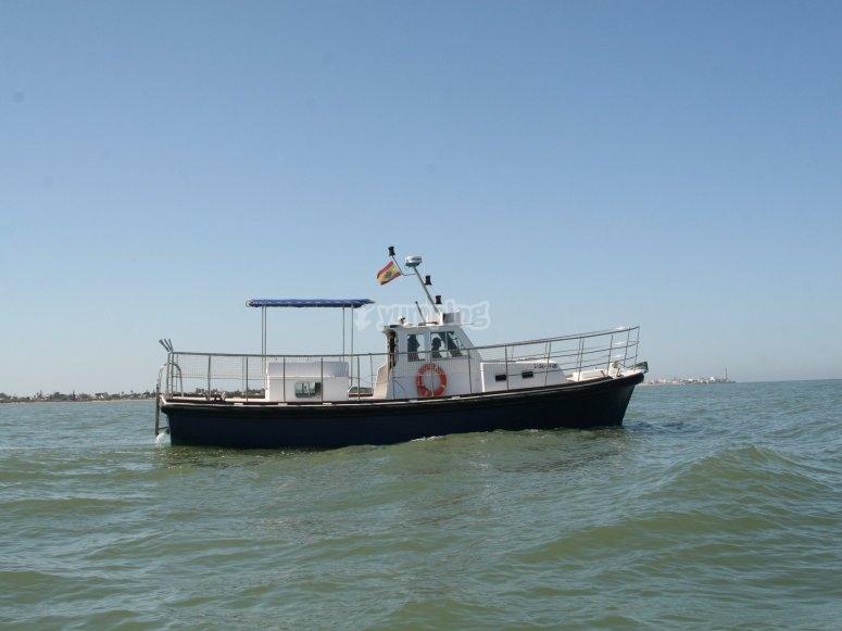 Nuestro barco