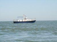 乘船前往Costa de la Luz