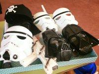 Mascaras Star Wars