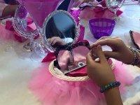 Abriendo el maquillaje