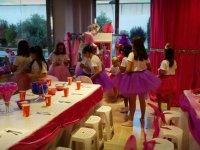 Invitadas a la fiesta de princesas
