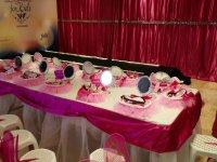 Mesa para maquillarse