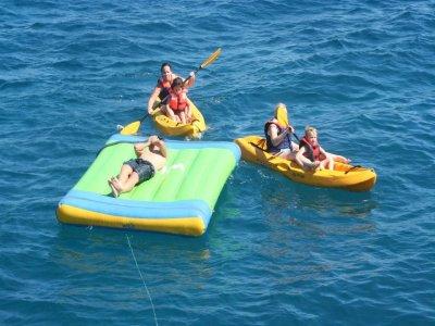 Paseo catamarán playa Papagayo 4 h Adultos