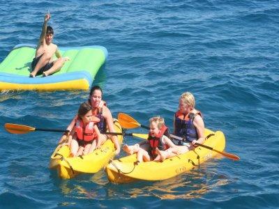 双体船Playa Papagayo儿童出发4小时