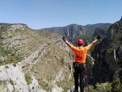 Aktivjaen Vía Ferrata