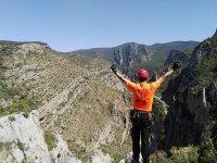 Arrivare a top in jienenses lands
