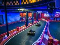 Circuito indoor de karting