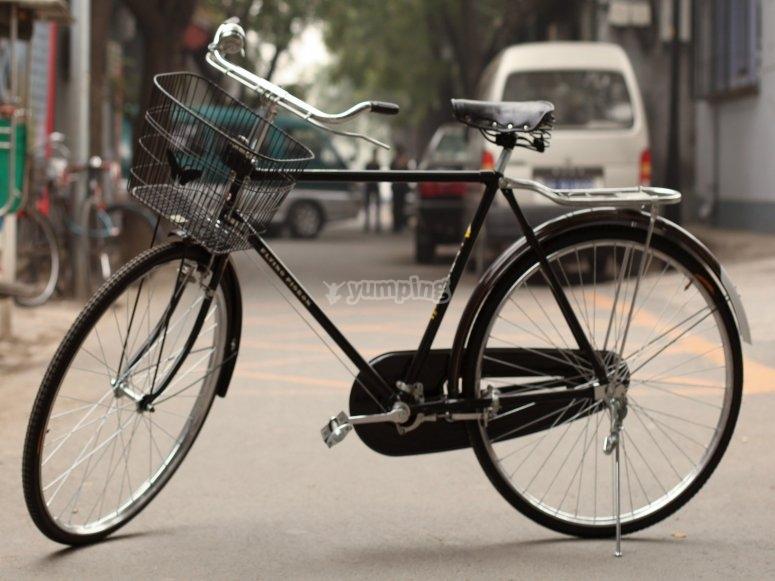 bicicleta calle