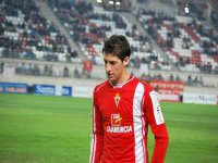 Former player of the Real Murcia