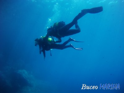 2 hour scuba diving baptism, Granada
