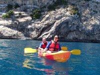 Alquiler de kayak biplaza en Calpe 2 horas
