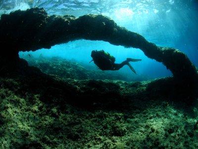 Inmersión de buceo en Benidorm sin equipo