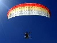 测试动力伞