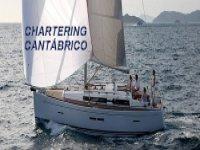 Chartering Cantábrico Vela
