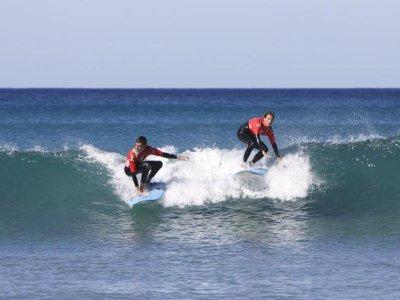 兰萨罗特冲浪课程3天