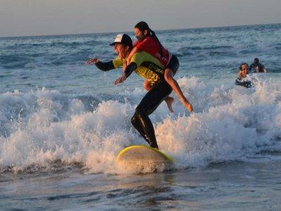 Curso de Surf en Lanzarote durante 5 días