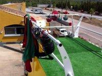 equipacion para el tunel