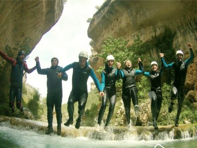 Canyoning speleology and 2 nights accomodation
