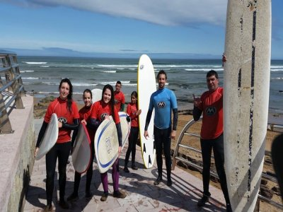 Surf Course in Playa La Espasa - 2 days