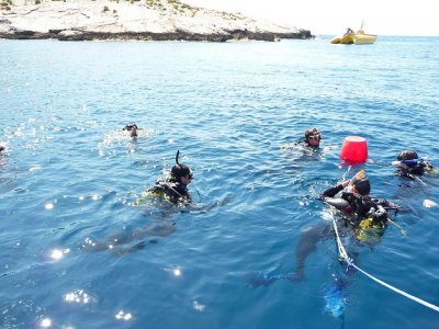 Open Water Diver Advanced Course in Benidorm