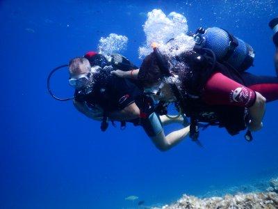 Curso Open Water Diver en Serra Gelada