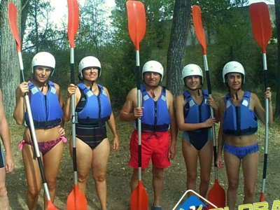 Hen party in Cuenca + Adventure + 2 nights