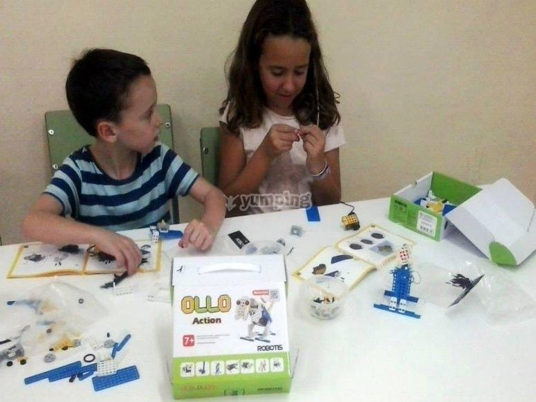 Robotic workshops