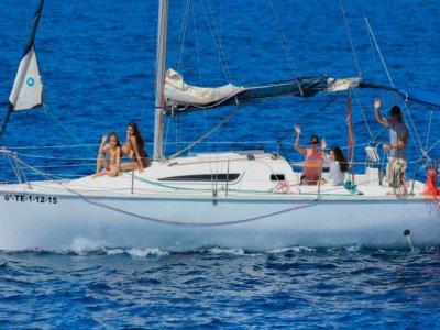 Galatea Sailing