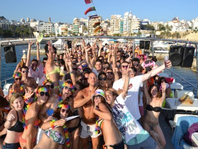 Party Boat Benidorm