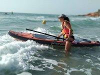 Andare in mare con le tavole SUP
