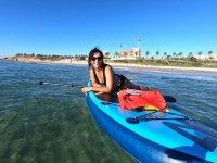 Divertenti lezioni di paddle surf