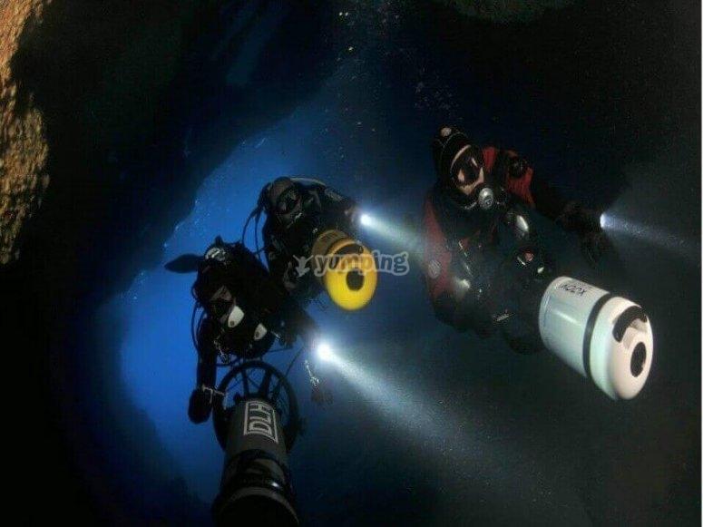 Scooter torpedo submarino