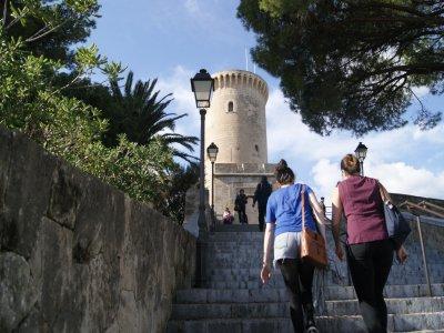 Excursión urbana por Palma de Mallorca y Tapas